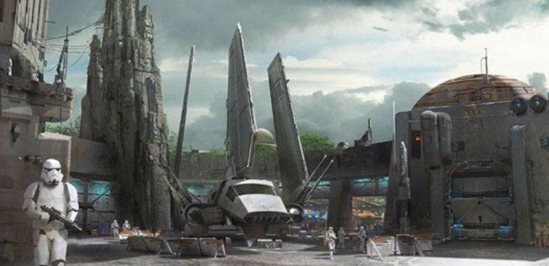 Disney pone fecha de apertura a los parques temáticos de Star Wars y Avatar