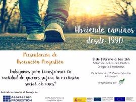 Progestión se propone la inserción laboral de 1.000 personas en riesgo de exclusión social en Valladolid y provincia