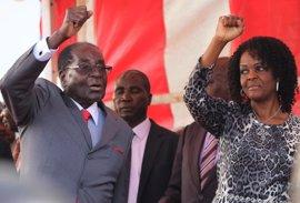 El Constitucional rechaza un recurso contra Mugabe por la represión contra las protestas de 2016
