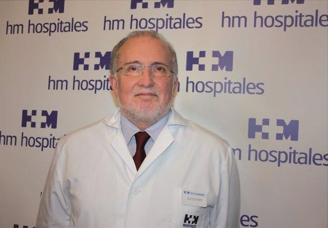 HM HOSPITALES INCORPORA AL DOCTOR JOSÉ RAMÓN FERNÁNDEZ COMO JEFE PEDIATRÍA