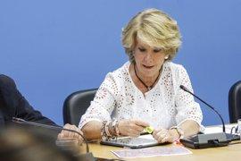 Aguirre pide que la parcela Vereda de Ganapanes se utilice como aparcamiento disuasorio