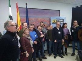 El proyecto Life-ZEPA Urban realizará 30 actuaciones para conservar al cernícalo primilla en Extremadura