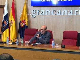 AMPL.- Brito dimite como consejero del Cabildo de Gran Canaria
