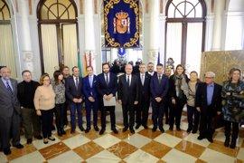 El Ayuntamiento de Málaga concede 570.000 euros para ayudar a 13 economatos sociales de la capital