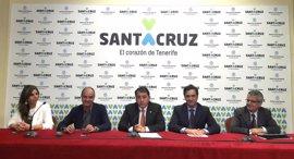 Endesa invierte 830.000 euros en la construcción de la Plaza de San Telmo de Santa Cruz de Tenerife