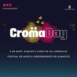 El festival de Albacete 'Croma Day' dejará de celebrarse en agosto y se adelanta al 6 de mayo
