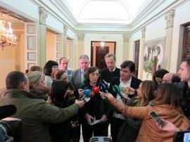 Junta anuncia una mesa técnica para estudiar la viabilidad de un futuro Museo Arqueológico en el Banco de España