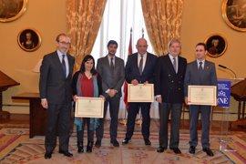 La biblioteca de Cabanillas (Guadalajara) recoge el Premio María Moliner