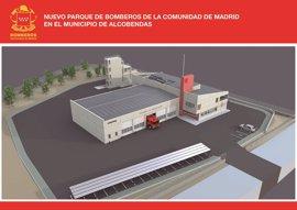 Comunidad y Ayuntamiento suscriben el convenio para crear el nuevo parque de bomberos de Alcobendas, que abrirá en 2019