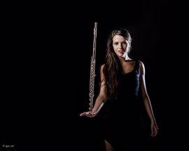 La flautista Elisabet Franch debuta como solista con la Banda Municipal de Barcelona en Sant Cugat