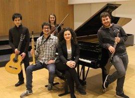 El Auditorio Fernando Remacha acoge el primero de los conciertos del ciclo 'Jóvenes Intérpretes CSMN 2017'
