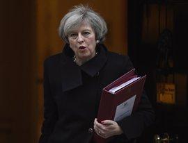 """Theresa May advierte de que """"una Escocia independiente no estaría en la UE"""""""