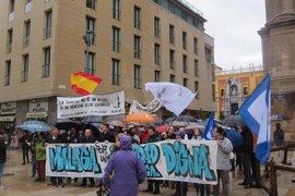 Málaga por una sanidad digna reclama un plan de choque para contratar personal y abrir camas y plantas