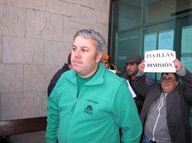 Guerra abierta entre las Plataformas antidesahucios de Asturias y de Oviedo por la actuación de Taboada en un desalojo