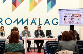 Unicaja muestra a emprendedores en la 'Startup Europe Week' Málaga 2017 la importancia del conocimiento financiero