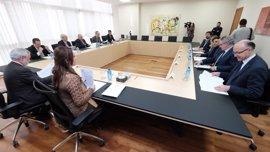 El Parlamento autonómico constituye la comisión para la concesión de la Medalla de Oro de las Cortes