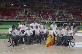 Holanda, Italia, Polonia, Suiza y Francia, rivales de España en el Europeo de silla de ruedas