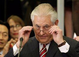 Tillerson se compromete a visitar México en las próximas semanas