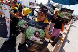 Detenido en el norte de Honduras el octavo implicado en el asesinato de Berta Cáceres