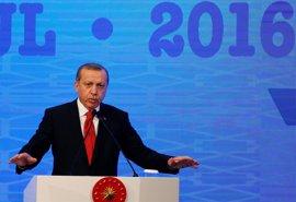 """Erdogan acusa al principal partido opositor de hacer """"comentarios falsos"""" sobre la reforma constitucional"""