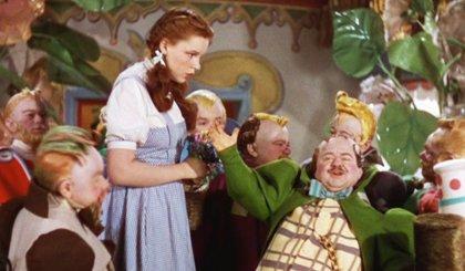 Judy Garland sufrió acoso sexual en el rodaje de El Mago de Oz