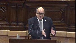 El Parlament aprueba el informe de la cuenta general de la Generalitat de 2013