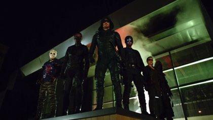 El Team Arrow pierde a uno de sus miembros en el último episodio