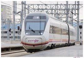 Aumentan un 4,6% los usuarios del tren entre Cantabria y Madrid