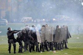 Arrancan las negociaciones entre el Gobierno brasileño y la Policía Militar de Espírito Santo