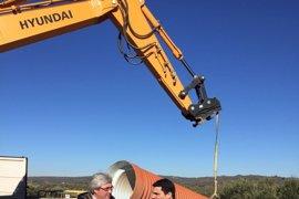Casi 500.000 euros de inversión para evitar que se desborden los colectores en Marmolejo