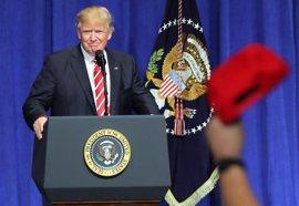 Trump tacha de mentiroso al senador que ha desvelado las críticas del candidato al Supremo
