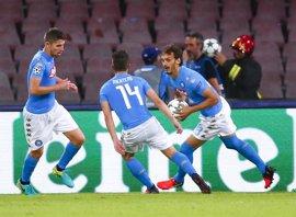 El Nápoles recibe al Genoa antes de retar al Real Madrid