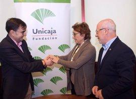 La Fundación Unicaja renueva su apoyo al Centro Asociado de la UNED Andrés de Vandelvira de Jaén
