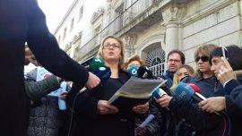 """Plataforma 'Huelva, por una sanidad digna' pide a los partidos """"que luchen"""" el día 15 en el Parlamento"""