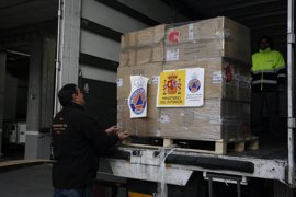 España envía material y personal a Chile para luchar contra los incendios