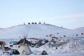 La tribu sioux presenta un último recurso contra la construcción del oleoducto Dakota Access en su reserva natural