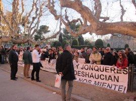 Sindicatos de funcionarios de prisiones acusan a Mundó de mentir al Parlament