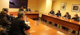 El presidente de la CEG se compromete a aumentar la representatividad de los empresarios de Pontevedra