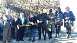 Soro destaca el valor del patrimonio como herramienta para que Aragón sea destino turístico