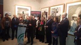 El Museo Provincial acoge cinco exposiciones del festival Latitudes hasta el próximo 2 de abril
