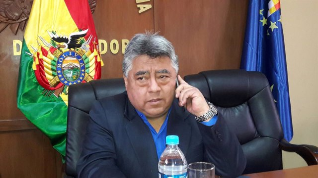 Rodolfo Illanes, viceministro de Régimen Interior