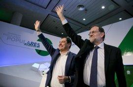 El PP-A acude como delegación más numerosa al Congreso Nacional con 525 compromisarios
