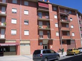 La compraventa de viviendas crece un 8,1% en 2016 en Navarra