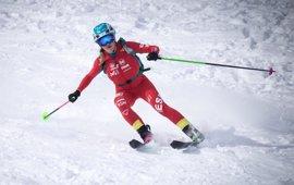 Claudia Galicia busca el top 5 en la Copa del Mundo de skimo en Turquía