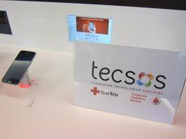 La Fundación Vodafone España y Cruz Roja acercan la teleasistencia a los discapacitados
