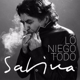 Joaquín Sabina estrena Lágrimas de mármol, segundo adelanto de su nuevo disco, Lo niego todo