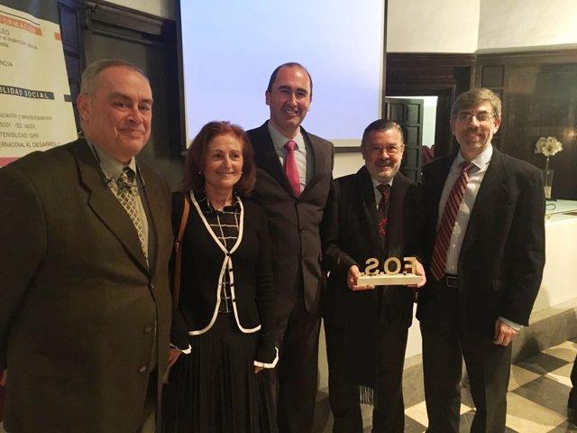 Premio a la Unidad de Cirugía Oral y Maxilofacial del Hospital Virgen Macarena