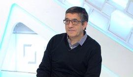 """Patxi López admite que puede haber polarización entre Díaz y Sánchez pero confía en el centro que quiere """"coser"""""""