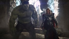 VÍDEO: Así se entrena Thor para luchar contra Hulk en Ragnarok
