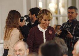 """Aguirre cree que hay """"una diferente vara de medir"""" al comparar el 'caso Gürtel' con el que investiga a los Pujol"""